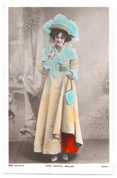 Gertie Millar. Davidson 1201