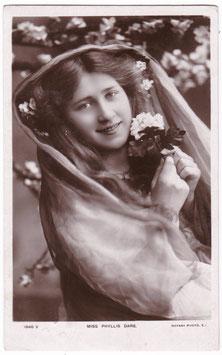 Phyllis Dare. Rotary 1846 V