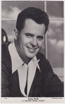 "Larry Parks ""Jolson Sings Again"" The People P 1061"