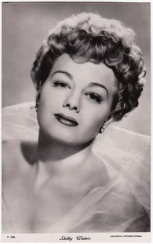 Shelly Winters. The People P 1032