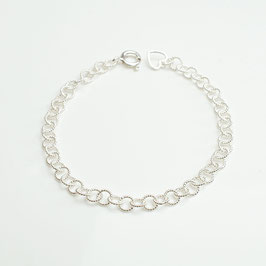 ABS83. Armband Silber 925