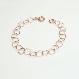 14281. Armband Roségold