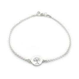 SK147.18.LB. Armband Silber 925 mit Medaillon