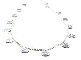 SN01.2123. Halskette Silber 925