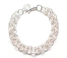ABS60. Armband Silber 925