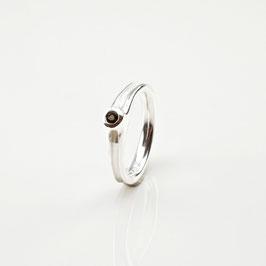 R0901.SMQ.54. Silber 925 & Rauchquarz