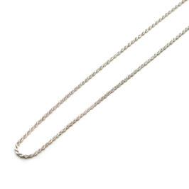 """SK1022.45. Halskette """"Kordel"""" Silber 925"""