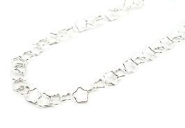 """SK502.S.45. Halskette Silber 925 """"Stern"""""""