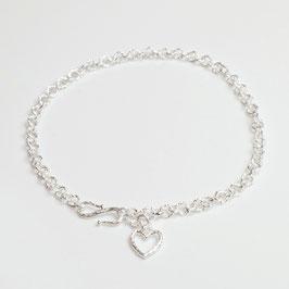 ABS91. Armband Silber 925
