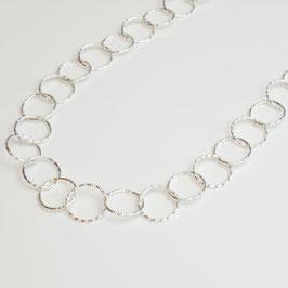 SK562/563. Halskette Silber 925