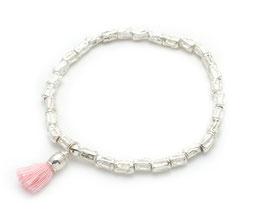 14111. Armband Silber 925 mit Zottel