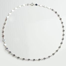 68-1-007-05. Halskette Silber 925