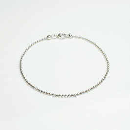 14282. Kugel  Armband Silber 925