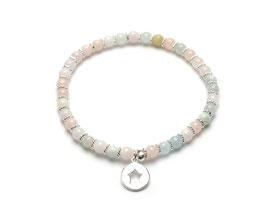 14074. Armband Beryll & Silber 925