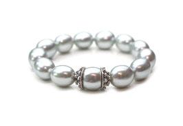 12001.SGR. Muschelkern Perlen & Silber 925