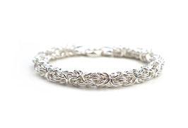 13477. Königsarmband Silber 925