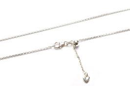 SK1002.012.50. Halskette Silber 925