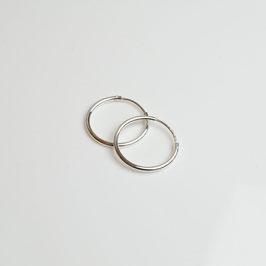 CR3. Creolen Silber 925