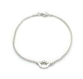 SK147.18.KR. Armband Silber 925 mit Medaillon