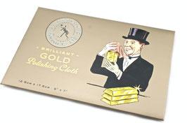 RNG05. Gold Reinigungstuch