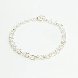 ABS74. Armband Silber 925