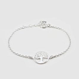"13690. Armband Silber 925 ""Lebensbaum"""