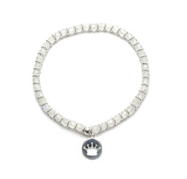 14100. Armband Mondstein & Silber 925