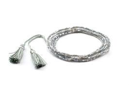 B0212.9. Glasperlen & Silber 925