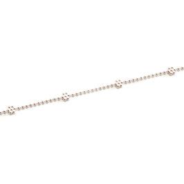 47.0067.15/18. Filigran Armband Silber 925