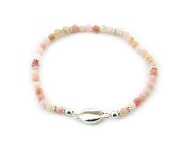 14231. Armband Andenopal & Silber 925