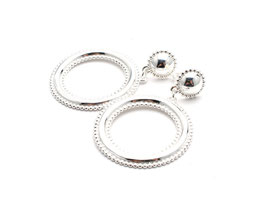 SE01.10579. Ohrringe Silber 925