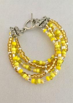 Bracelet - Tournesol 1