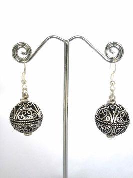 Boucles d'oreilles - Romanesque
