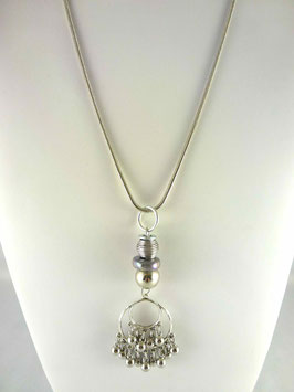 Collier long - Capricieuse