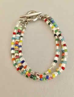 Bracelet - Multicolore 1