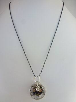 Collier long Poétique