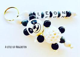 Schlüsselanhänger 3D-Panda