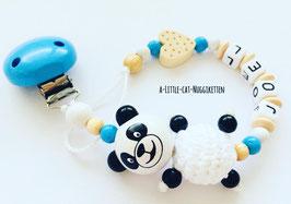 "Nuggikette 3D-Pandabär ""Joel"""