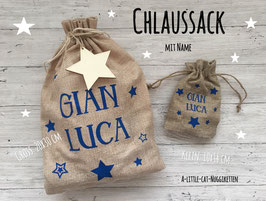 Chlaussack gross
