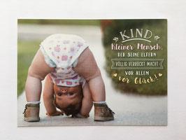 Postkarte *Kind*