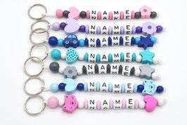 Schlüsselanhänger mit Name