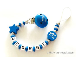 "Nuggikette Kleiner Prinz ""George"""