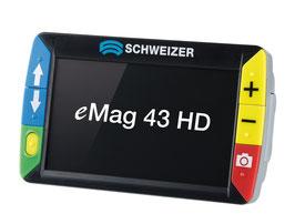 eMag 43 HD - Elektronische Lupe von Schweizer Optik