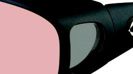 LifeLine Comfortfilter Brille MIGRÄNE Comfort 22, Haselnuss von SCHWEIZER