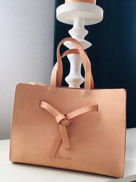 Lederhandtasche von «Atelier S&R»