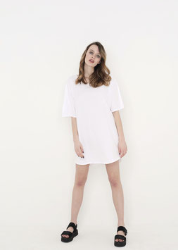 NORTH OF GERMANY LONG SHIRT WHITE PEACE
