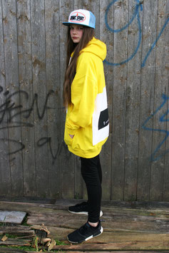 NORTH OF GERMANY KIDS SPECIAL HOODIE SUN YELLOW DANKE.CIAO!