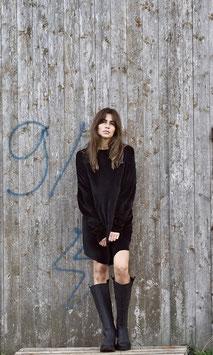 NICKY OVERSIZED LONG SHIRT DRESS