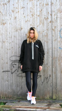 "NORTH OF GERMANY SPECIAL HOODIE DRESS ""GLOTZ NICHT SO"""