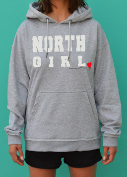 NORTH OF GERMANY NORTH GIRL HOODED JG